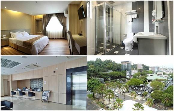 Mandarin Hotel Kota Kinabalu - Room Image