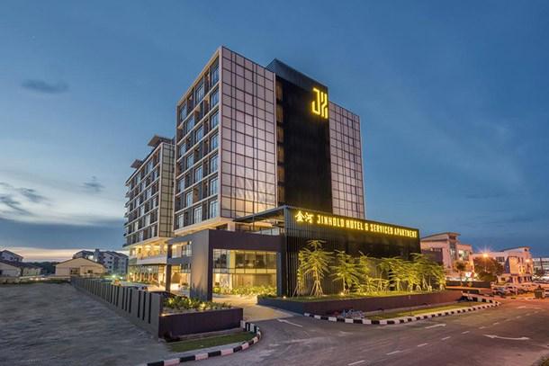 Jinhold Hotel  Serviced Apartment - Main Image