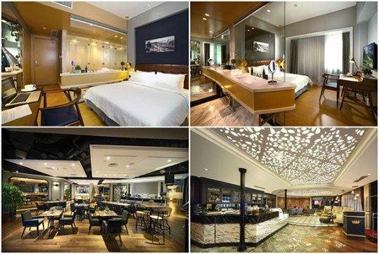 Kingwood Boutique Hotel Miri - Room Image