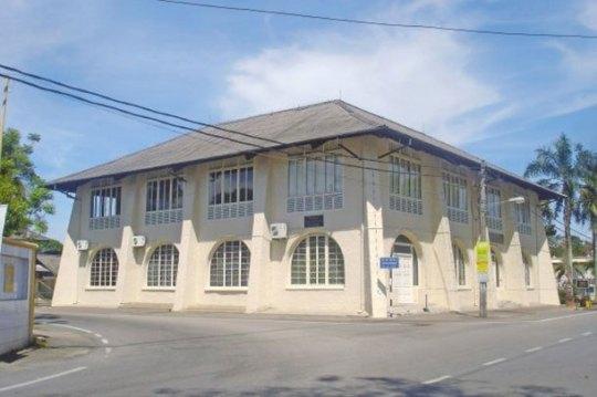 Muzium Perang Kelantan (Bank Kerapu) Image
