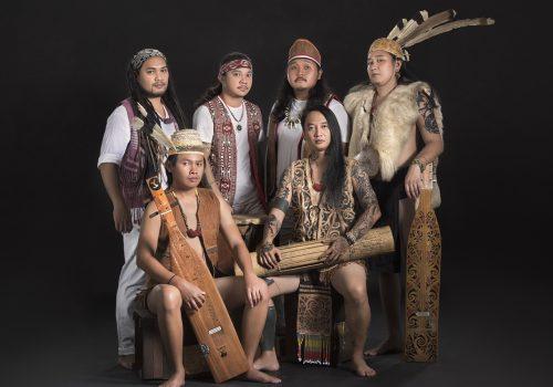 RWMF Promoting Sarawak's Musical Heritage
