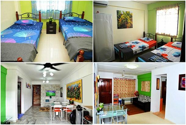 Awedee Homestay Putrajaya - Room Image