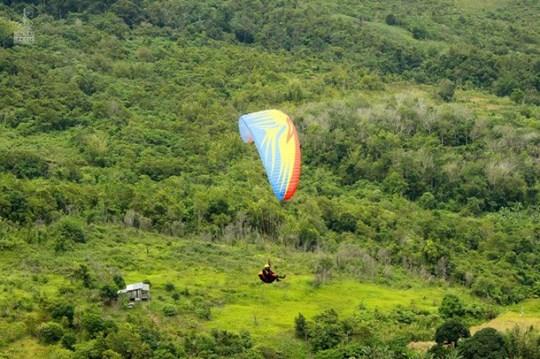 Ranau Park Gliding Park Sabah