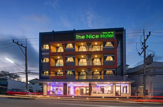 The Nice Krabi Hotel - Main Image