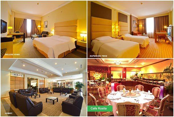 Dynasty Hotel Miri - Room Image