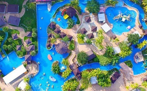 The Carnivall Waterpark Sungai Petani - Image