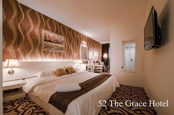 52 The Grace Hotel Muar - Room Image