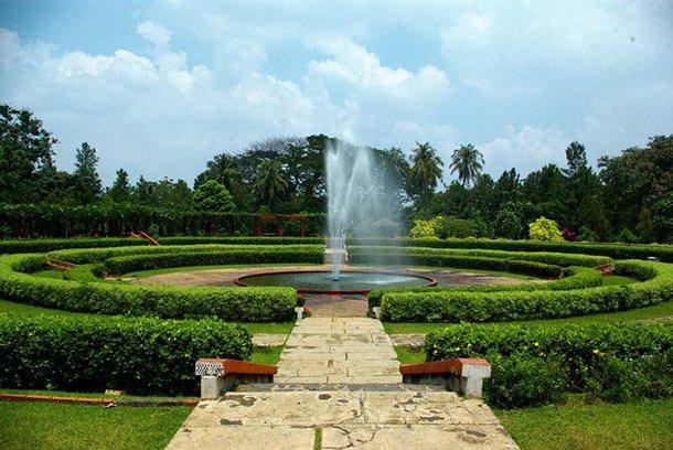 Taman Bunga Widya Mandala