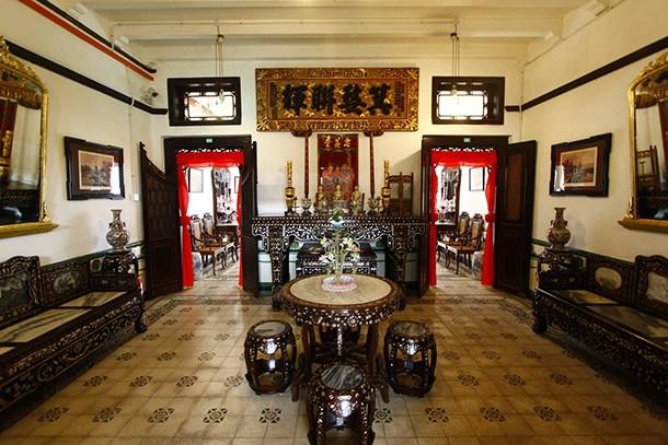 Straits Jewellery Museum Melaka