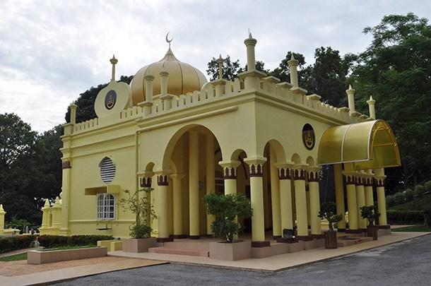 Makam Sultan-Abdul Samad Image