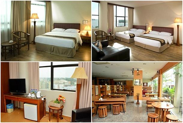 Muarar 99 Hotel Muar - Room Image