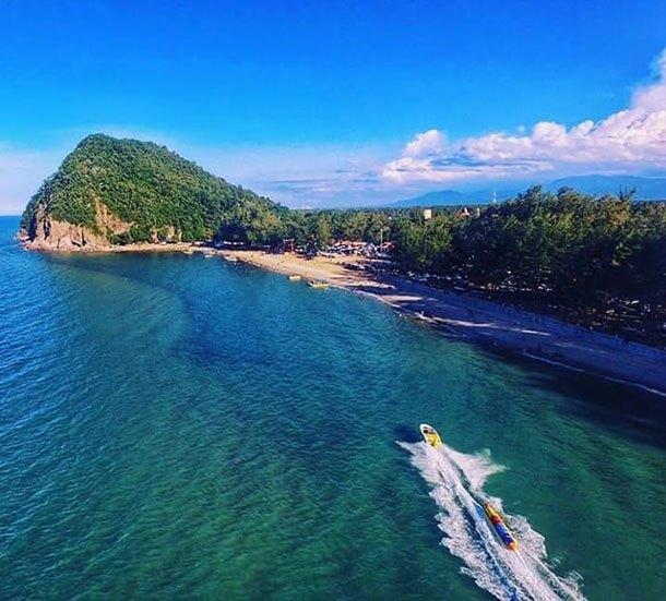 Pulau Rhu Hentian Malaysia Image