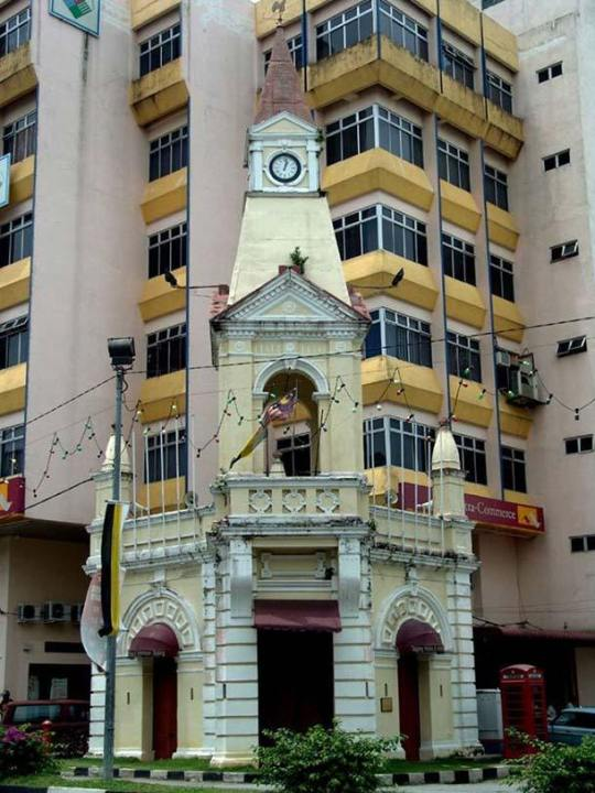 New Clock Tower (Old Market)