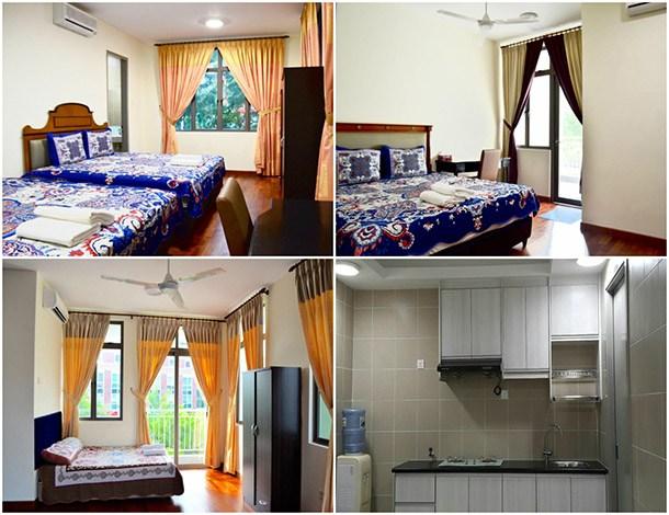 AMJ Putrajaya Homestay (Lake View) - Room Image