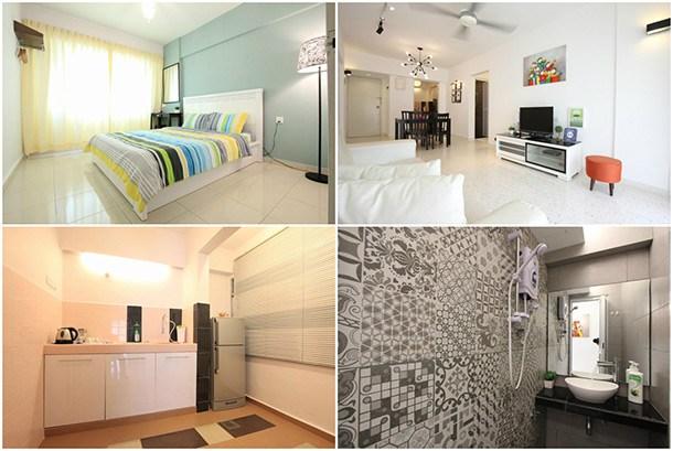 Cosy Stay Melaka - Room Image
