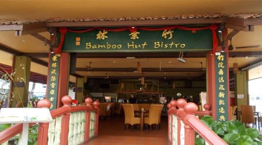Bamboo Hut Bistro Melaka