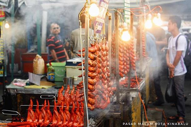 Pasar Malam - Kota Kinabalu
