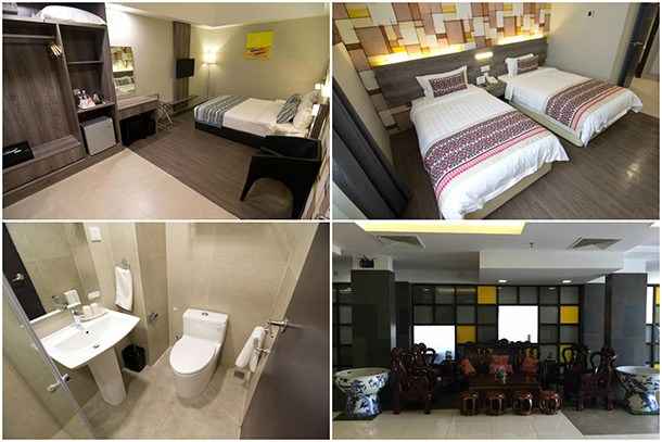 Ajang Hotel Miri - Room Image