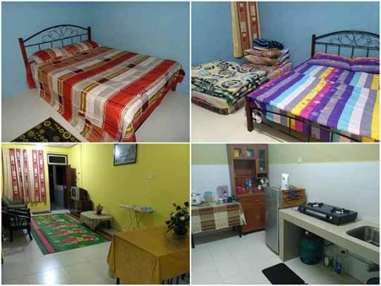 RR Setia Homestay Kuala Ibai - Room Image
