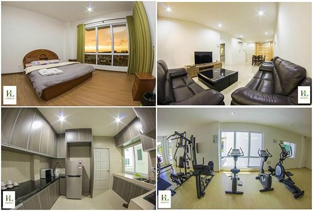 Eco Park Serviced Apartment Miri - Room Image