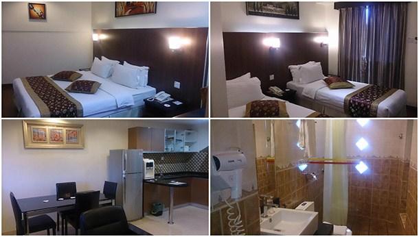 Hotel  Apartment Ambassador 3 - Room Image
