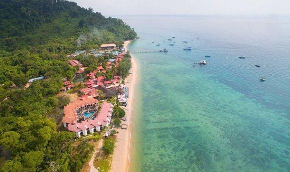Pulau Tioman Malaysia Main Image