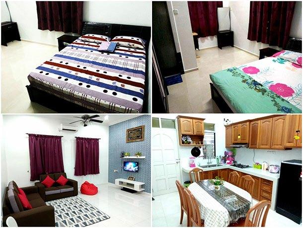 Zeeyad Homestay Kuala Terengganu - Room Image