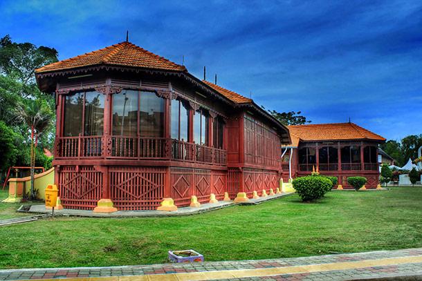 Muzium Adat Istiadat Melaka