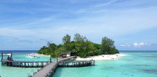 Pulau Lankayan Sabah Main Image