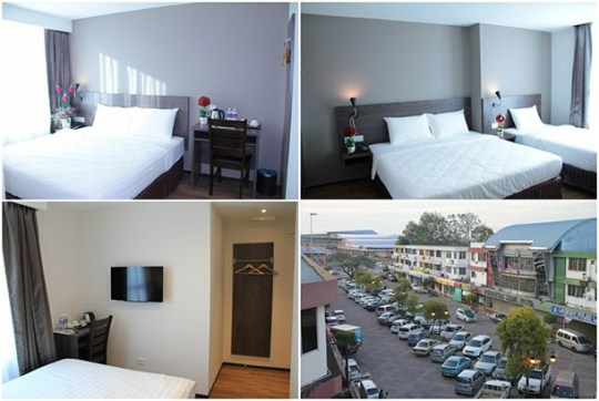 KL Hotel Labuan - Room Image