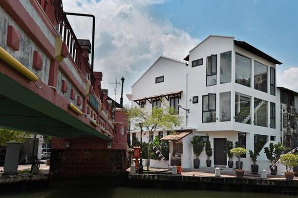 Backyard Rio Melaka - Main Image