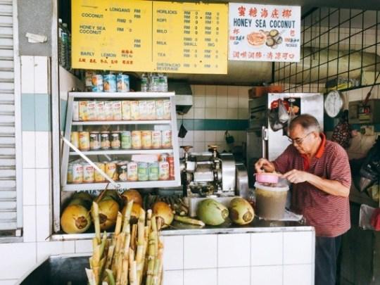 Japanese intern on food3