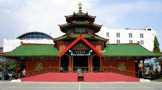Masjid Muhammad Cheng Hoo