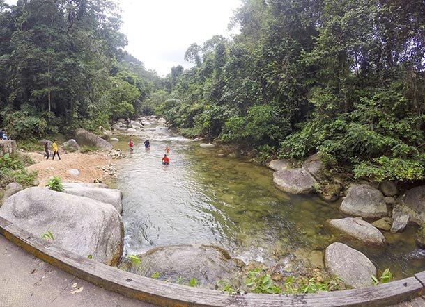 Burmese Pool Taiping