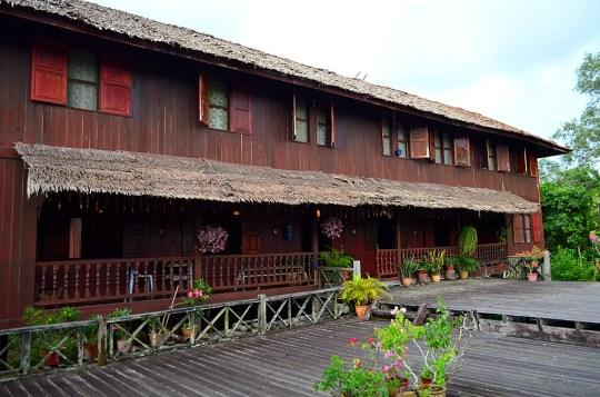 Lamin Dana, a Melanau Heritage Waiting To Be Discovered