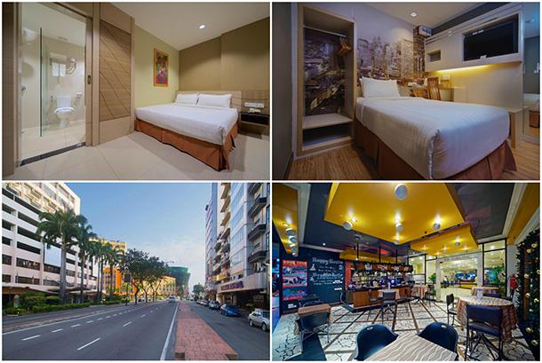 Kota Kinabalu Daya Hotel - Room Image