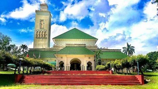 Masjid Sultan Muzaffar Shah Kedah - Main Image