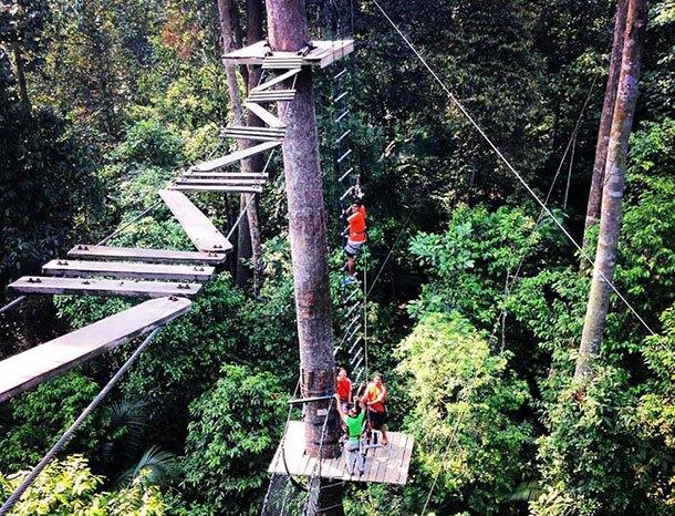 Skytrex Adventure Shah Alam