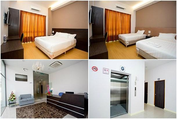 Labuan Fortune Hotel - Room Image