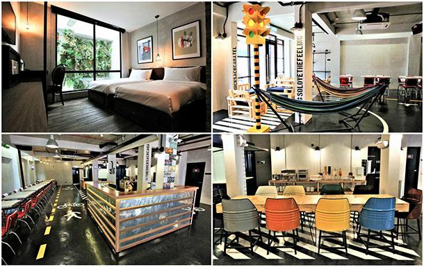 The Rucksack Caratel Melaka Hotel - Room Image