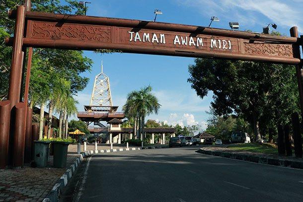 Miri Public Park Miri