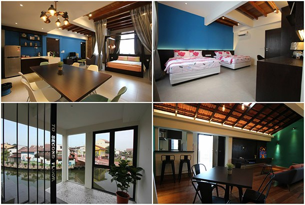 Backyard Rio Melaka - Room Image