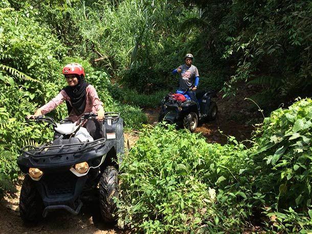 ATV Adventure Park Larut Image