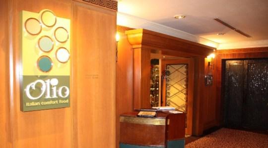 Olio Italian Restaurant Melaka