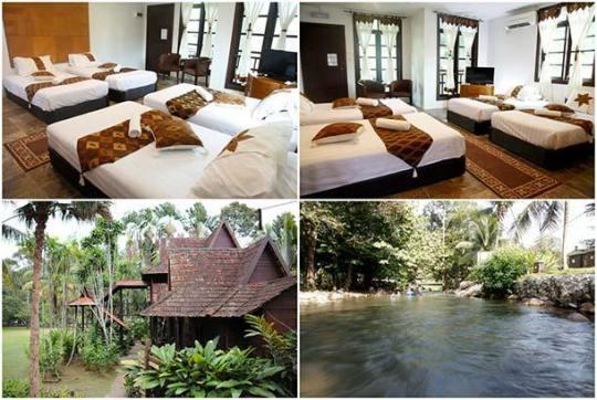 101 Resort  Spa - Room Image