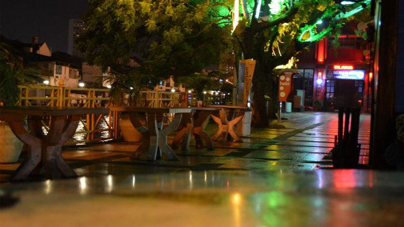 bucket bar Melaka