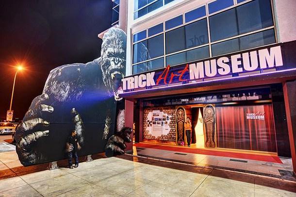Trick Art Museum Selangor