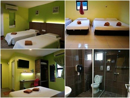 Walk Inn Hotel Miri - Room Image