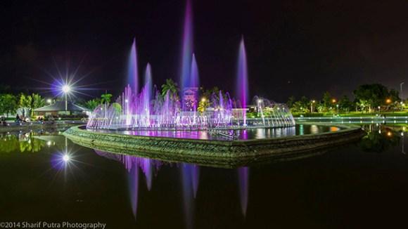 Perdana Park Kota Kinabalu