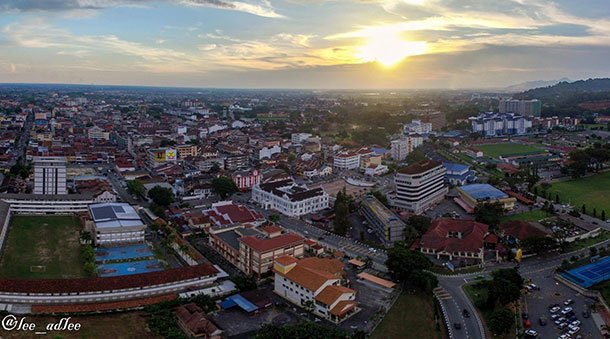 Bandar Taiping Image